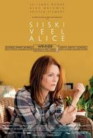 Still Alice - Estonian Movie Poster (xs thumbnail)