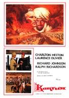 Khartoum - Spanish Movie Poster (xs thumbnail)