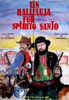 Uomo avvisato mezzo ammazzato... Parola di Spirito Santo - German Movie Poster (xs thumbnail)