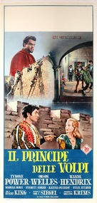Prince of Foxes - Italian Movie Poster (xs thumbnail)