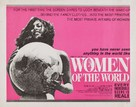 La donna nel mondo - Movie Poster (xs thumbnail)
