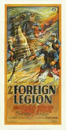 The Foreign Legion - Movie Poster (xs thumbnail)