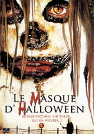 The Pumpkin Karver - French Movie Cover (xs thumbnail)