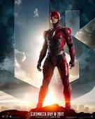 Justice League - Polish Movie Poster (xs thumbnail)