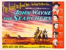 The Searchers - British Movie Poster (xs thumbnail)