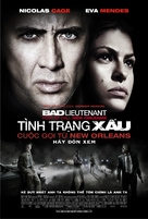 The Bad Lieutenant: Port of Call - New Orleans - Vietnamese Movie Poster (xs thumbnail)