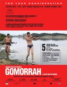 Gomorra - For your consideration poster (xs thumbnail)