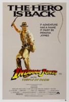 Indiana Jones and the Temple of Doom - Australian Theatrical movie poster (xs thumbnail)