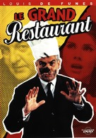 Grand restaurant, Le - French DVD cover (xs thumbnail)