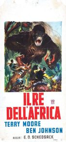 Mighty Joe Young - Italian Movie Poster (xs thumbnail)