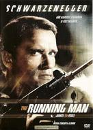 The Running Man - Finnish Movie Cover (xs thumbnail)
