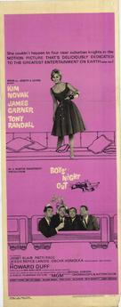 Boys' Night Out - Movie Poster (xs thumbnail)