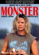 Monster - Canadian Movie Cover (xs thumbnail)