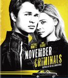 November Criminals - Blu-Ray movie cover (xs thumbnail)