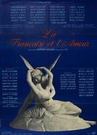 La française et l'amour - Italian DVD cover (xs thumbnail)