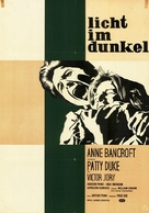 The Miracle Worker - German Movie Poster (xs thumbnail)