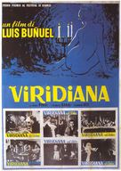 Viridiana - Italian Movie Poster (xs thumbnail)
