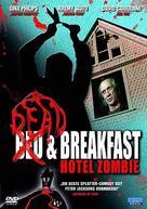 Dead & Breakfast - German DVD cover (xs thumbnail)