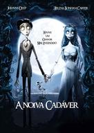 Corpse Bride - Brazilian Movie Poster (xs thumbnail)