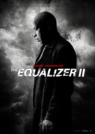 The Equalizer 2 - Advance poster (xs thumbnail)