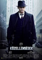 Public Enemies - Hungarian Movie Poster (xs thumbnail)