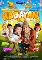 Kabayan jadi milyuner - Indonesian Movie Poster (xs thumbnail)