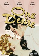 One Desire - British DVD movie cover (xs thumbnail)
