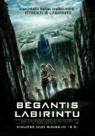 The Maze Runner - Lithuanian Movie Poster (xs thumbnail)