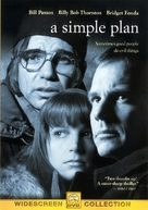 A Simple Plan - DVD movie cover (xs thumbnail)