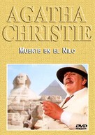 Death on the Nile - Spanish Movie Cover (xs thumbnail)