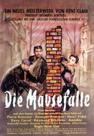Porte des Lilas - German Movie Poster (xs thumbnail)