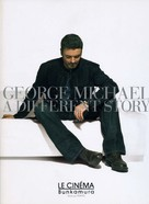George Michael: A Different Story - Japanese Movie Cover (xs thumbnail)