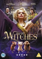 The Witches - British DVD movie cover (xs thumbnail)