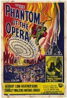 The Phantom of the Opera - Australian Movie Poster (xs thumbnail)