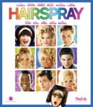 Hairspray - Brazilian Blu-Ray movie cover (xs thumbnail)