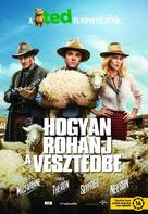 A Million Ways to Die in the West - Hungarian Movie Poster (xs thumbnail)