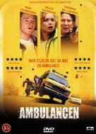Ambulancen - Danish poster (xs thumbnail)