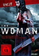 The Woman - German DVD cover (xs thumbnail)