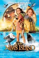 Nim's Island - Movie Poster (xs thumbnail)