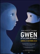 Gwen, le livre de sable - French Re-release movie poster (xs thumbnail)