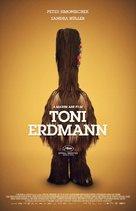 Toni Erdmann - German Movie Poster (xs thumbnail)