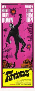 Fantômas - Movie Poster (xs thumbnail)