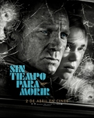 No Time to Die - Spanish Movie Poster (xs thumbnail)