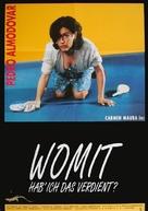 ¿Qué he hecho yo para merecer esto!! - German Movie Poster (xs thumbnail)