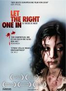 Låt den rätte komma in - Swiss Movie Poster (xs thumbnail)
