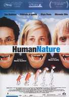 Human Nature - Spanish Movie Poster (xs thumbnail)