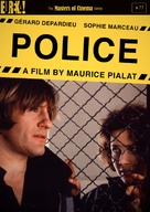 Police - British DVD cover (xs thumbnail)