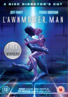The Lawnmower Man - British DVD movie cover (xs thumbnail)