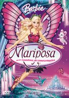 Barbie Mariposa and Her Butterfly Fairy Friends - German DVD cover (xs thumbnail)