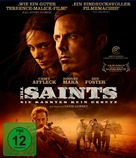 Ain't Them Bodies Saints - German Blu-Ray cover (xs thumbnail)